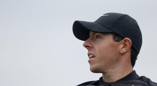 Rory McIlroy is in confident mood ahead of the US PGA Championship