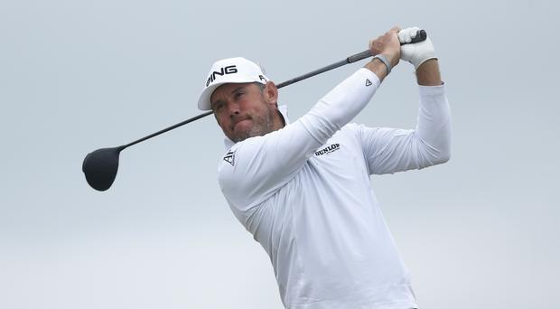 England's Lee Westwood was already a winner on day three of the US PGA Championship
