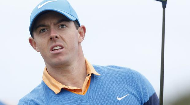 Rory McIlroy is three years into a 10-year club deal with Nike