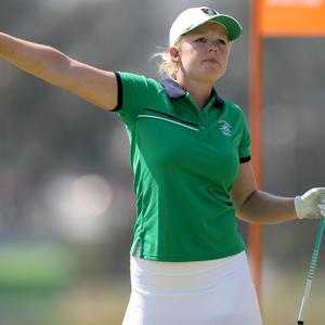Stephanie Meadow represented Ireland at the Rio Olympics