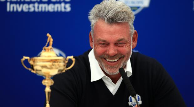 European captain Darren Clarke names his three Ryder Cup wild cards on Tuesday