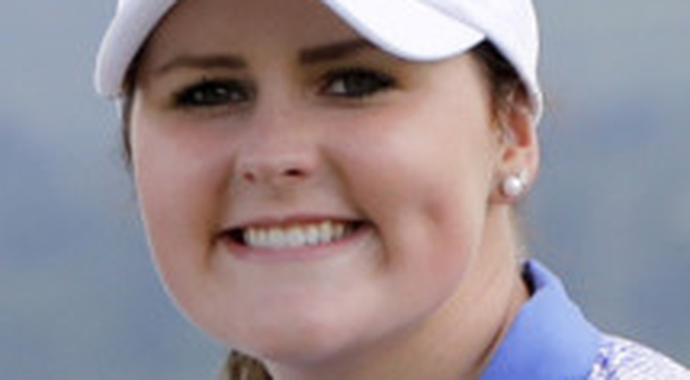 In contention: Olivia Mehaffey