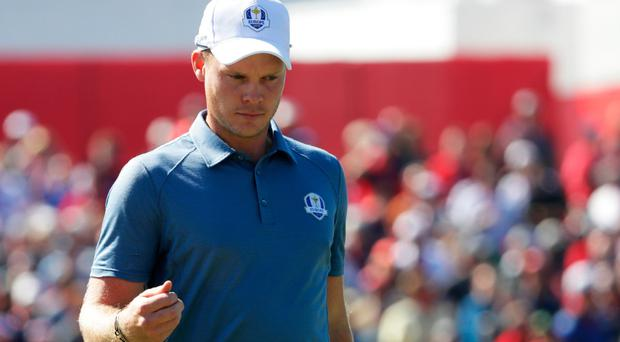 Furore: Danny Willett's brother angered US fans in a magazine