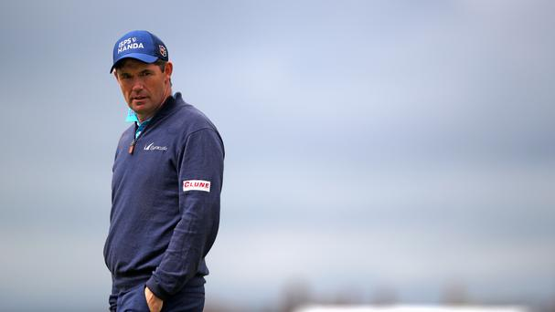 Ireland's Padraig Harrington has played down safety concerns surrounding the Turkish Airlines Open