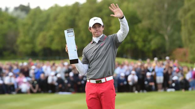 Rory McIlroy could be back in the frame for Wentworth success in 2017