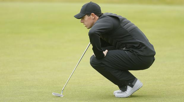 Rory McIlroy has work to do if he is to win the BMW SA Open