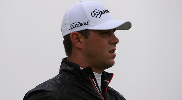 Gary Woodland withdrew from the WGC-Dell Technologies Match Play due to a family matter