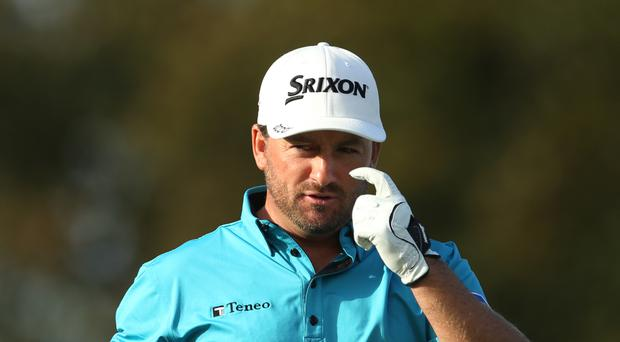 Graeme McDowell looks set to miss the cut in Puerto Rico