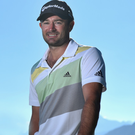 Time is now: Gareth Maybin has decided to retire from professional golf due to injury as well as family commitments