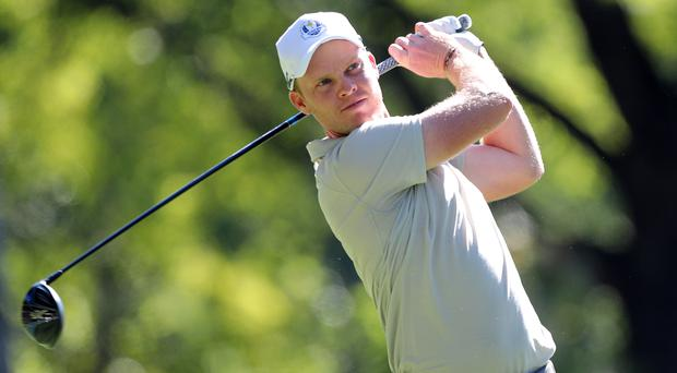 Danny Willett withdrew from the Players Championship on Friday