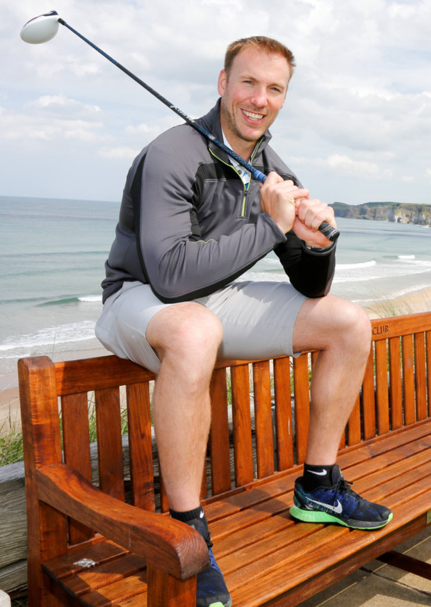 Stephen Ferris will tee it up at Ballyliffin