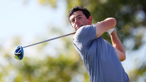 Rory McIlroy will tee it up at Erin Hills next week.