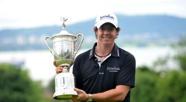 Aside from his victory in 2011, Rory McIlroy has struggled in the US Open