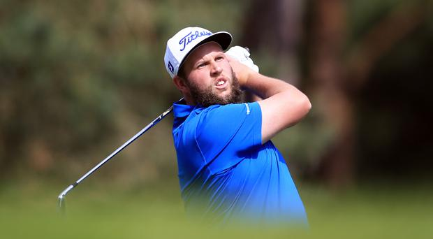 Andrew Johnston will be one of the star attractions at this week's Irish Open.
