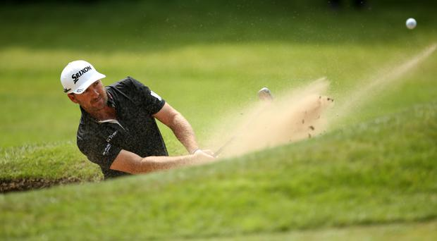 Graeme McDowell needs a good finish on home soil to qualify for the Open