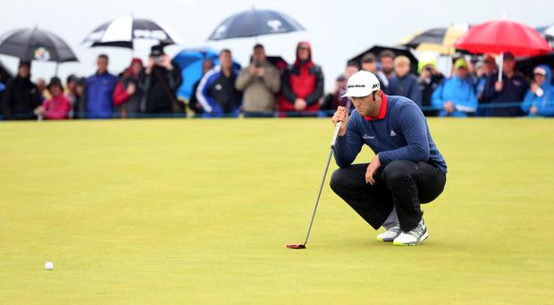 Padraig Harrington on the Irish Open: