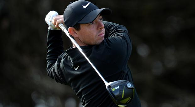 Rory McIlroy struggled to an opening 74 on day one of the Aberdeen Asset Management Scottish Open