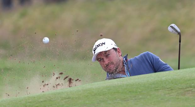 Graeme McDowell needs to finish in the top 10 to have a chance of qualifying for the Open