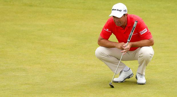 Padraig Harrington won the second of his Open titles at Royal Birkdale in 2008