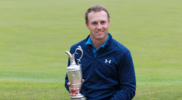 Jordan Spieth could be set for sleepless night