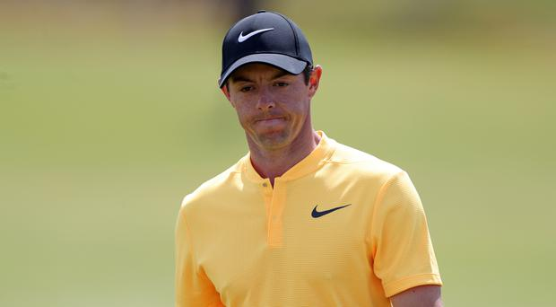 Rory McIlroy might not play again this season due to injury