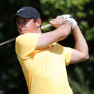 McIlroy has work to do at one-over at the Northern Trust Open at Glen Oaks.