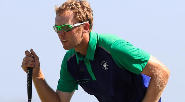 Ireland's Seamus Power is contesting the Sanderson Farms Championship this week