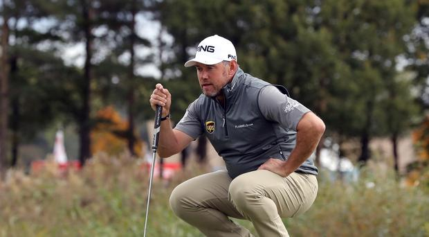 Lee Westwood is chasing a first European Tour title since 2014 in Perth