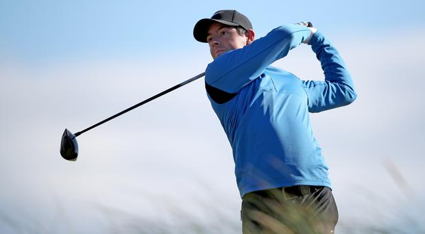 Northern Ireland's Rory McIlroy had a five-putt on California (Jane Barlow/PA)