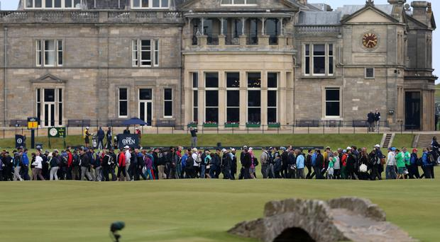St Andrews will host the 2023 Walker Cup.
