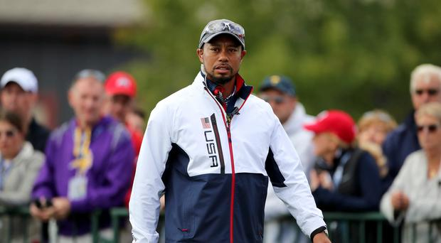 Tiger Woods is the favourite for the Arnold Palmer Invitational