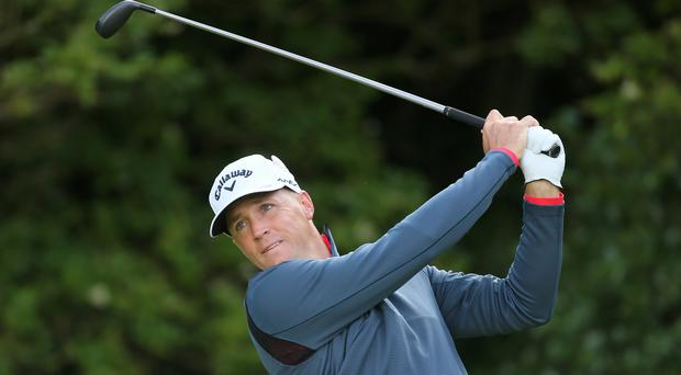 Sweden's Alex Noren claimed the HNA Open de France title at Le Golf National in Paris (Richard Sellers/PA)