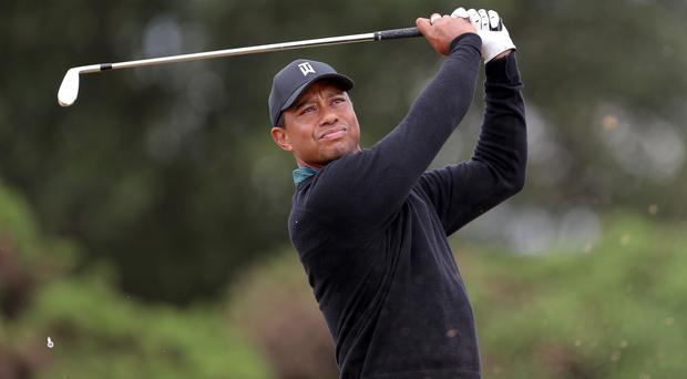 Tiger Woods is hosting a Tiger Jam event (Richard Sellers/PA)