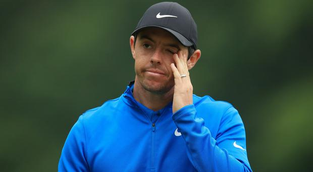 Rory McIlroy will bid to win his fifth major next month - but you won't be able to see it on TV.
