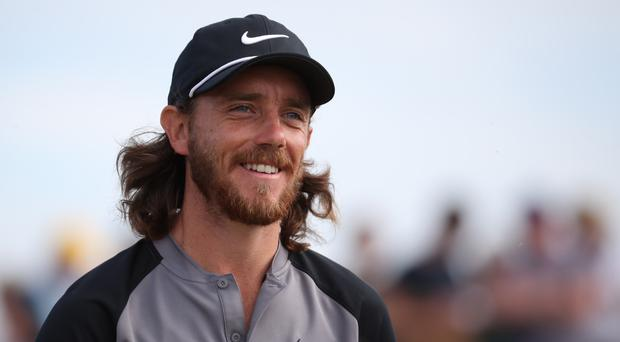 Tommy Fleetwood's Open Championship prize money was paid into the wrong account (Jane Barlow/PA)