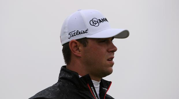 Gary Woodland set the pace on day one of the 100th US PGA Championship (Rui Vieira/PA)
