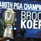 Brooks Koepka won his third major on Sunday (Charlie Riedel/AP)