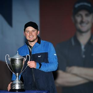 Eddie Pepperell was victorious at the British Masters (Steven Paston/PA)