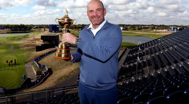 Thomas Bjorn guided Europe to Ryder Cup success (David Davies/PA)