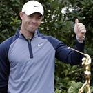 Rory McIlroy won the Players Championship on Sunday (Lynne Sladky/AP)