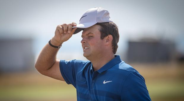 Masters champion Patrick Reed is struggling with his game ahead of his title defence (Kenny Smith/PA)