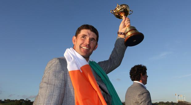 European Padraig Harrington has opted for three wild cards for the 2020 Ryder Cup (David Davies/PA)