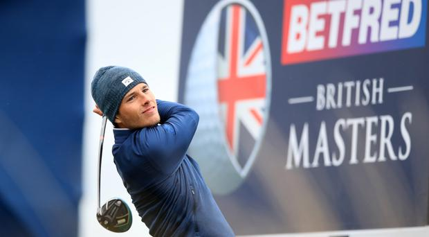 England's Matthew Jordan carded a course-record 63 on day one of the British Masters at Hillside (Peter Byrne/PA)