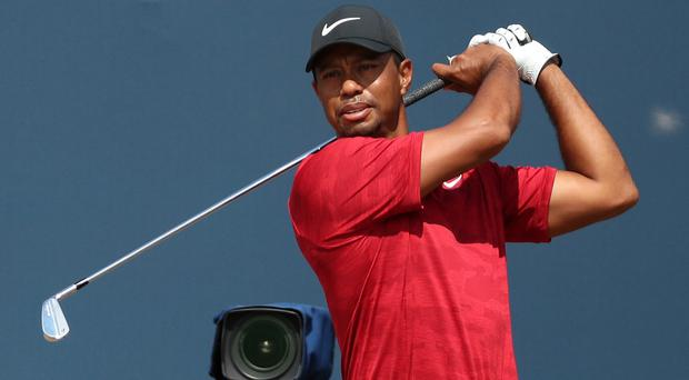 Tiger Woods is concentrating on one tournament at a time as he heads into the second major of the year at the US PGA (Jane Barlow/PA)