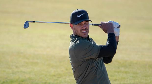 Brooks Koepka will seek a third successive US Open title at Pebble Beach (Kenny Smith/PA)