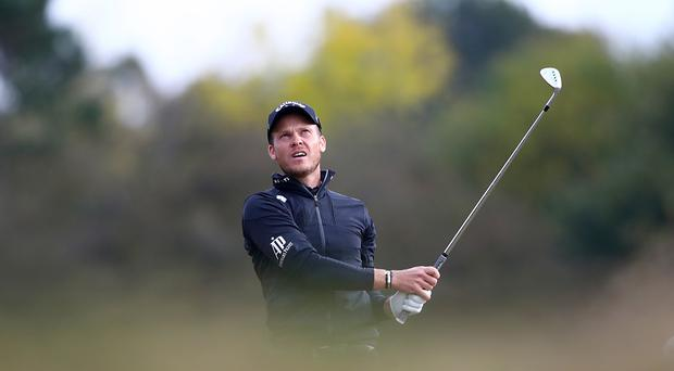 Danny Willett believes he is in good form heading into the US Open. (John Walton/PA)