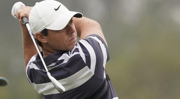 Rory McIlroy wants to start well at the US Open (David J. Phillip/AP)