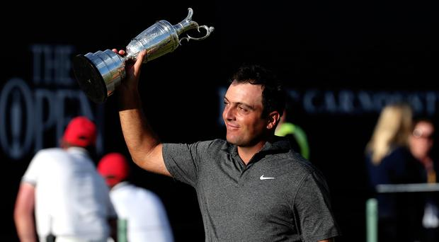 Francesco Molinari is happy for his Open defence to be low key (Jane Barlow/PA)