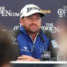Graeme McDowell is looking forward to playing the Open Championship on his home course (Niall Carson/PA)
