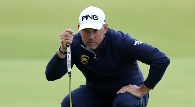 Westwood has his sights set on a first major (David Davies/PA)